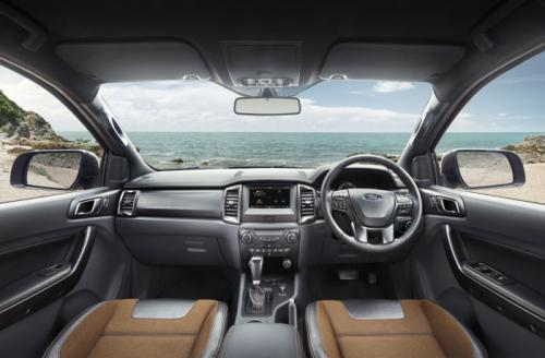 Ford ra mắt xe bán tải Ranger Wildtrak mới - 2