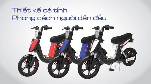 Nhận 300 cuộc gọi mỗi ngày đặt mua xe điện mới HKbike Cap-A - 4