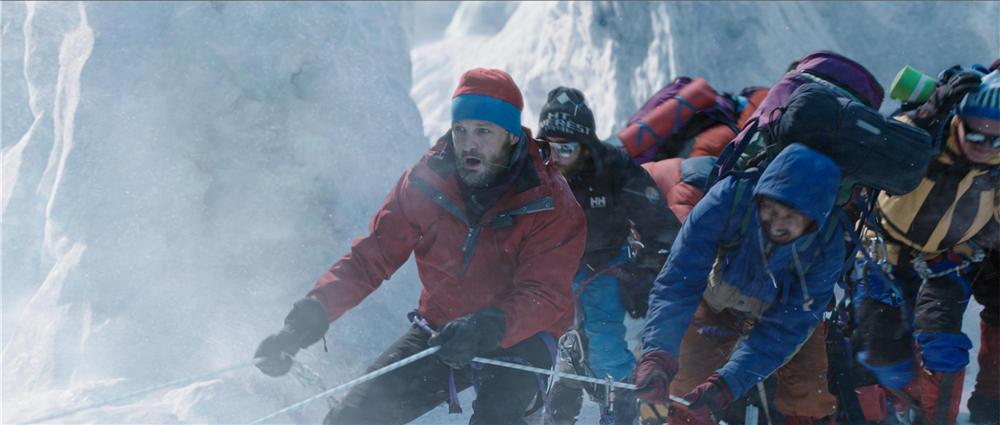 Thảm họa bão tuyết Everest tung poster cực chất - 4