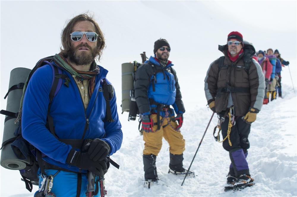 Thảm họa bão tuyết Everest tung poster cực chất - 6