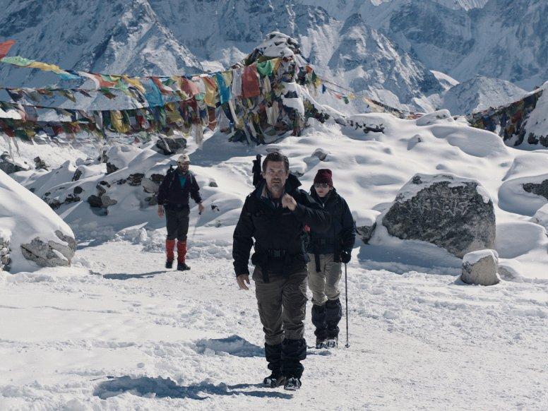 Thảm họa bão tuyết Everest tung poster cực chất - 7