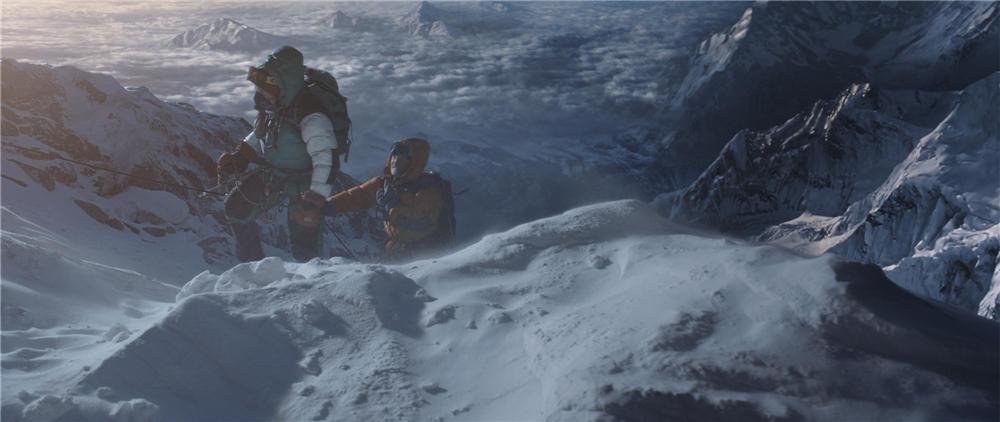 Thảm họa bão tuyết Everest tung poster cực chất - 8