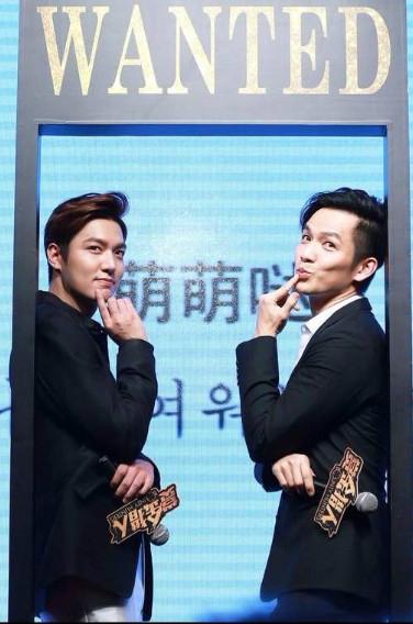 """Lee Min Ho """"ghi điểm"""" trong buổi ra mắt phim 700 tỷ - 2"""