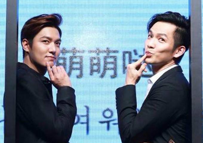 """Lee Min Ho """"ghi điểm"""" trong buổi ra mắt phim 700 tỷ"""