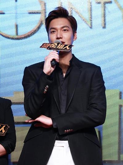 """Lee Min Ho """"ghi điểm"""" trong buổi ra mắt phim 700 tỷ - 1"""
