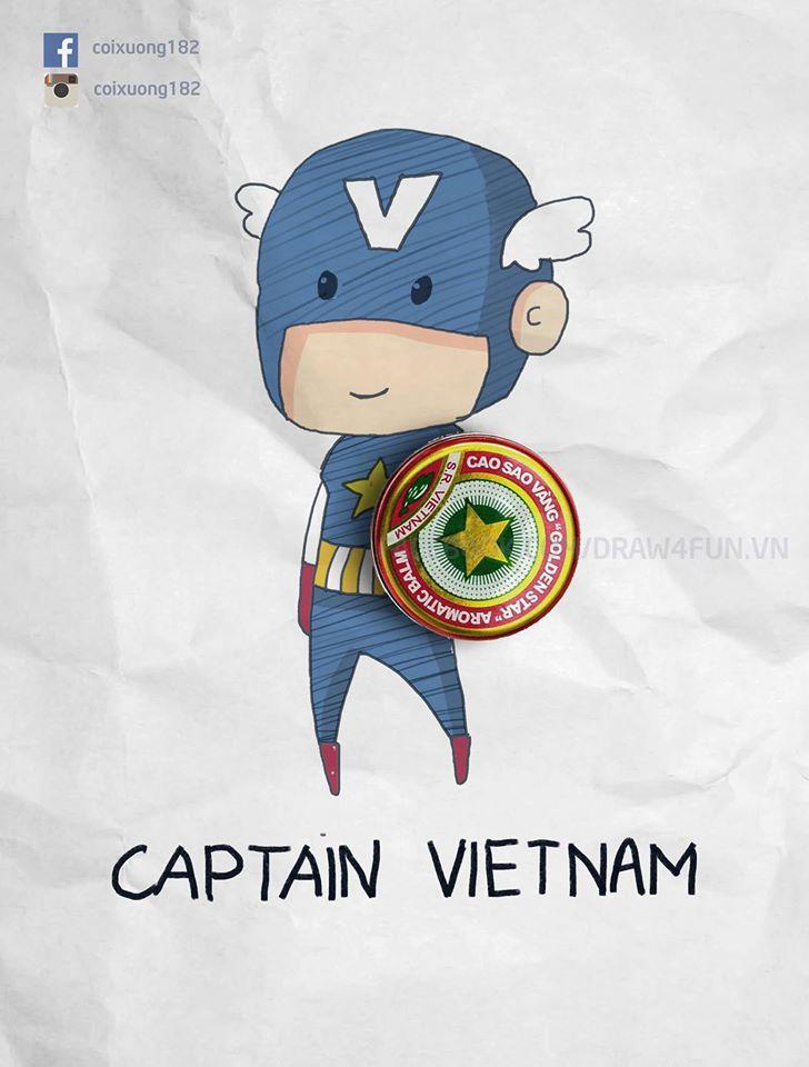 """Thích thú với dàn siêu anh hùng """"Made in Vietnam"""" - 5"""