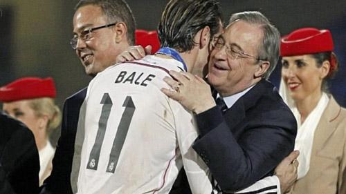 Một cuộc chiến ngầm Bale - Ronaldo sắp bùng phát - 1