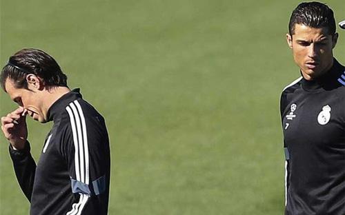 Một cuộc chiến ngầm Bale - Ronaldo sắp bùng phát - 3