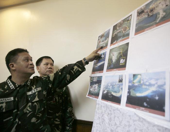 TQ tuyên bố sắp xây xong đảo nhân tạo ở Biển Đông - 2