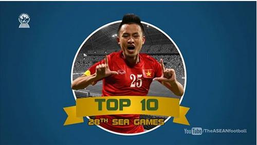 Công Phượng sút phạt như Ronaldo đẹp nhất SEA Games - 1