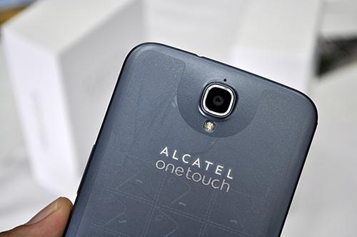 Đánh giá smartphone 8 nhân giá rẻ Alcatel Flash Plus - 5