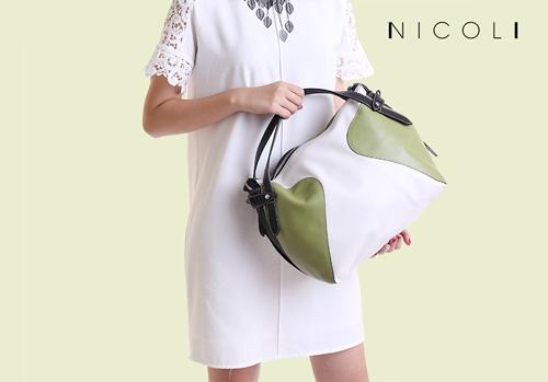 Bắt nhịp thời trang Ý với túi xách hiện đại của Nicoli - 9