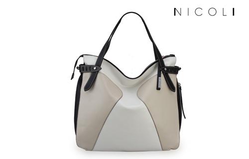 Bắt nhịp thời trang Ý với túi xách hiện đại của Nicoli - 10
