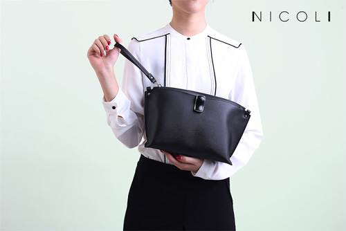 Bắt nhịp thời trang Ý với túi xách hiện đại của Nicoli - 2