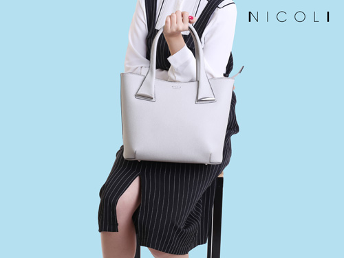Bắt nhịp thời trang Ý với túi xách hiện đại của Nicoli - 3
