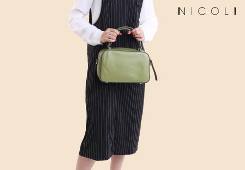 Bắt nhịp thời trang Ý với túi xách hiện đại của Nicoli - 5