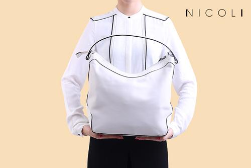 Bắt nhịp thời trang Ý với túi xách hiện đại của Nicoli - 6