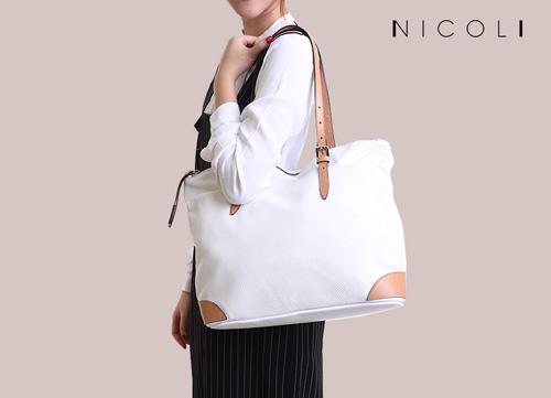 Bắt nhịp thời trang Ý với túi xách hiện đại của Nicoli - 7