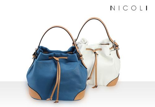 Bắt nhịp thời trang Ý với túi xách hiện đại của Nicoli - 8