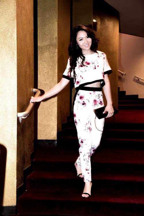 Hồ Ngọc Hà nóng bỏng đọ sắc hoa hậu châu Á tại Mỹ - 2