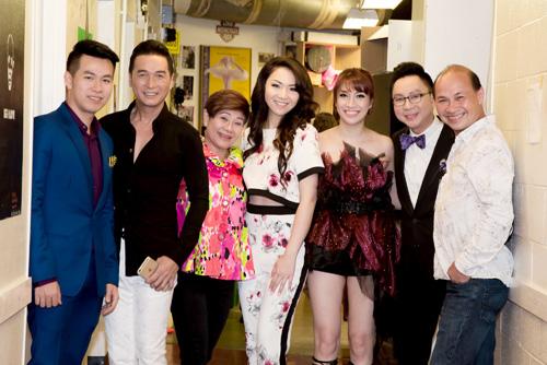 Hồ Ngọc Hà nóng bỏng đọ sắc hoa hậu châu Á tại Mỹ - 5