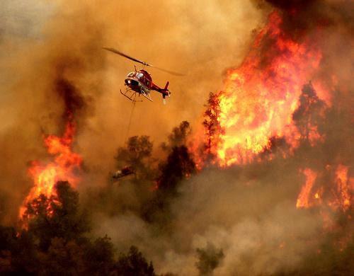 Hà Nội sẽ mua máy bay trực thăng chữa cháy - 1