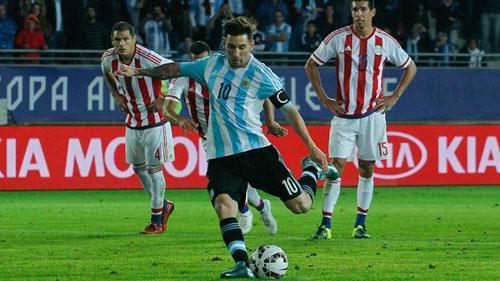 """Copa America là cơ hội để Messi """"vượt"""" Ronaldo - 1"""