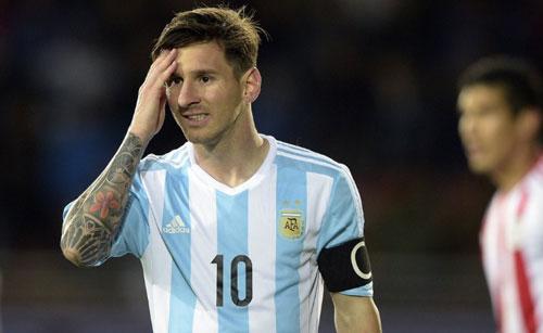 """Copa America là cơ hội để Messi """"vượt"""" Ronaldo - 2"""