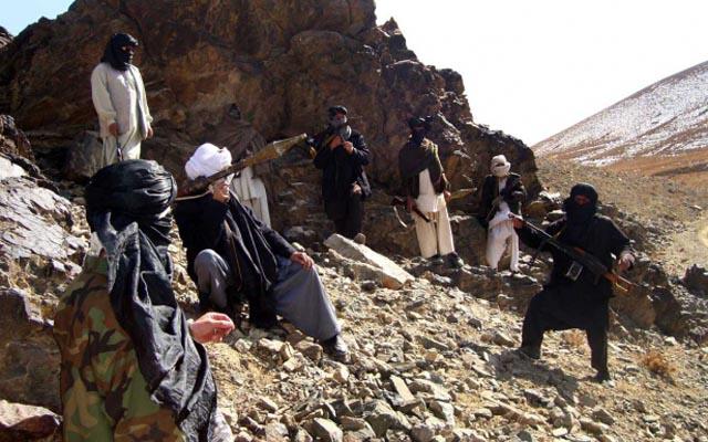 """Taliban cảnh cáo thủ lĩnh IS chớ """"nhòm ngó"""" Afghanistan - 1"""