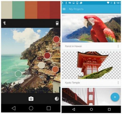 Adobe tung 4 ứng dụng xử lý video, hình ảnh cho Android - 3