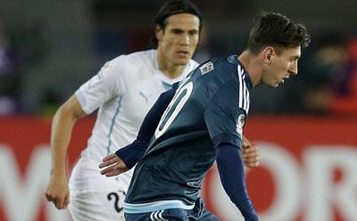 TRỰC TIẾP Argentina - Uruguay: Phút cuối nghẹt thở (KT) - 3