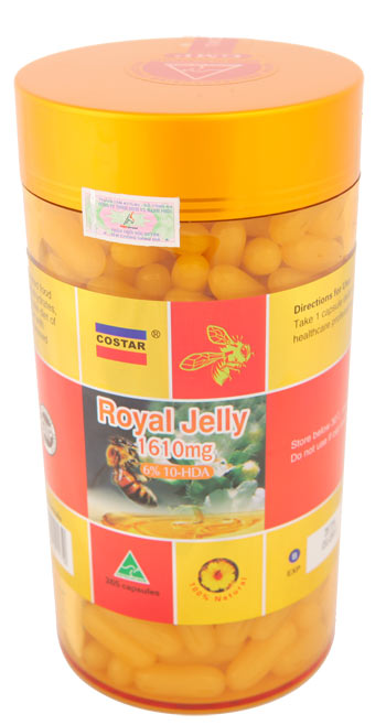 Royal jelly 10 hda