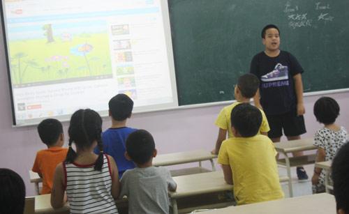 """""""Thần đồng"""" Nhật Nam trở thành thầy giáo của 1000 em nhỏ - 3"""