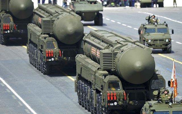 Putin tăng cường kho vũ khí hạt nhân, NATO lo sốt vó - 2
