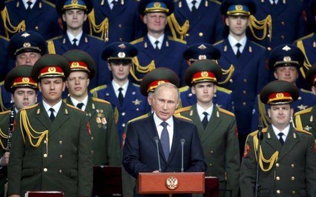 Putin tăng cường kho vũ khí hạt nhân, NATO lo sốt vó - 1