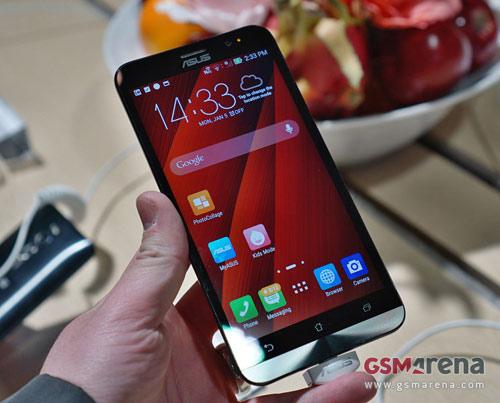 Ra mắt Asus Zenfone 2 mới giá 6,1 triệu đồng - 1