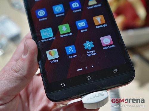 Ra mắt Asus Zenfone 2 mới giá 6,1 triệu đồng - 8