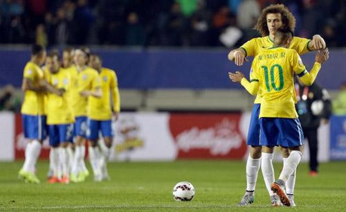 Brazil - Colombia: Lấy lại niềm tin - 1