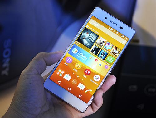 Sony Xperia Z3+ có giá bán chính thức 18 triệu đồng - 1