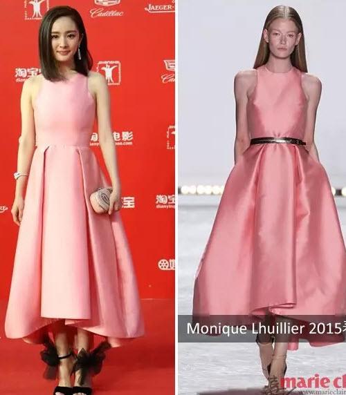 """12 chiếc váy """"ồn ào"""" nhất Liên hoan phim Thượng Hải - 14"""