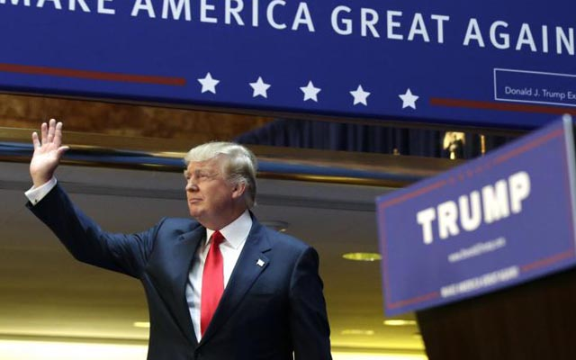 Tỷ phú Mỹ dính bê bối ngay sau khi tuyên bố tranh cử - 1