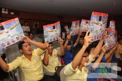 Giới trẻ TP.HCM cảm phục tấm gương sáng Ánh Viên - 15