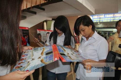 Giới trẻ TP.HCM cảm phục tấm gương sáng Ánh Viên - 3