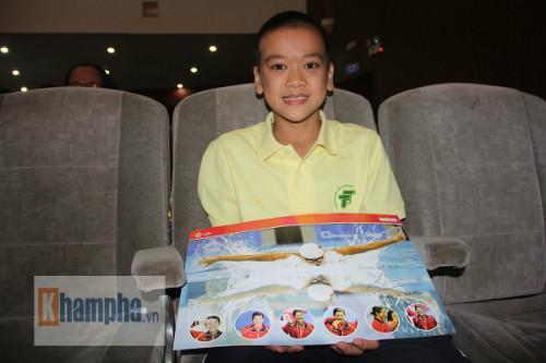 Giới trẻ TP.HCM cảm phục tấm gương sáng Ánh Viên - 8