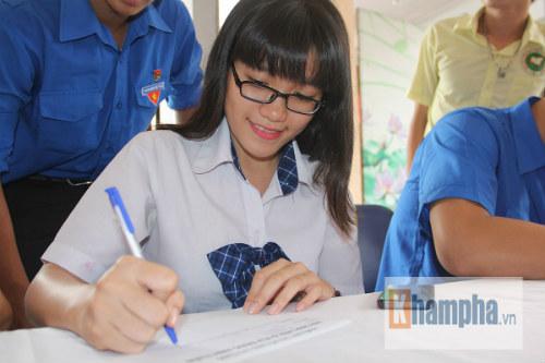 Giới trẻ TP.HCM cảm phục tấm gương sáng Ánh Viên - 6