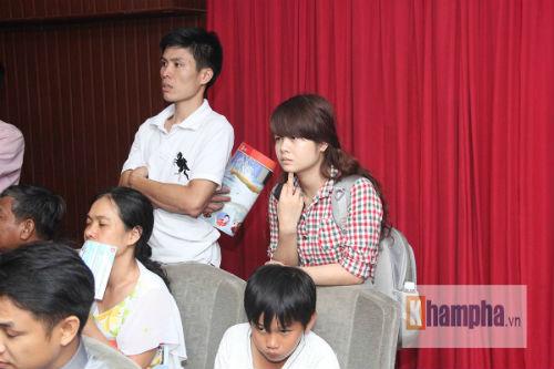 Giới trẻ TP.HCM cảm phục tấm gương sáng Ánh Viên - 14
