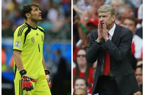 """Bị De Gea đánh bật, Casillas có 5 """"bến đỗ"""" để chọn - 2"""