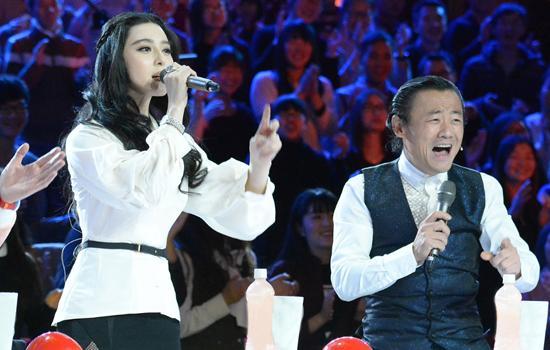 Clip Phạm Băng Băng đọc rap điêu luyện cùng cảnh sát - 2