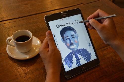 Những điều chưa biết về anh chàng Draw 4 Fun - 4