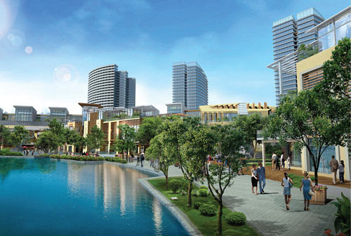 """Cơ hội """"vàng"""" sở hữu chung cư đẳng cấp Malaysia - 2"""